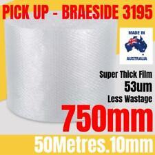 BUBBLE CUSHIONING WRAP 500mm x 100M HEAVY DUTY 20mm Bubble Roll Bubble Wrap Roll