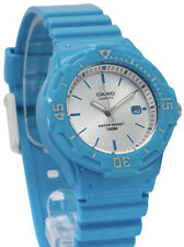 Casio Women's Analog Quartz 100m Blue Resin Watch LRW200H-2E3