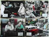 4 Original Aushangfotos Zwei in einem Zimmer - Tony Curtis Debbie Reynolds
