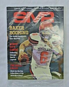 PSA Sports Market Report (SMR) Magazine Sealed (July 2019) Baker Mayfield