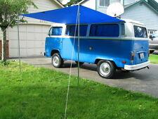 Parasol Azul 260cm T2 T25 T4 T5 los campistas, caravana Canalón & carril del toldo C8515