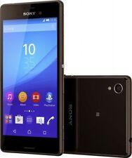 Teléfonos móviles libres Sony color principal negro