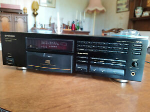 Pioneer PD-7700 Stable Platter Mechanism CD-Player - serviced and tested