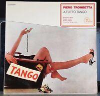 Piero Trombetta - A Tutto Tango - 1971 LP record