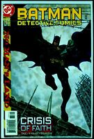 DC Comics DETECTIVE Comics #733 BATMAN No Man's Land NM 9.4