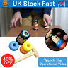 Immortal Daruma Small Wooden Man Stubborn Unbreakable Wood Magic Game Toy Gift❤️