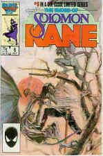 The Sword of Solomon Kane # 6 (of 6) (USA, 1986)