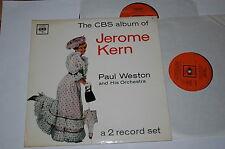 2 LP/PAUL WESTON/JEROME KERN/CBS GPG 66003/ SEXY COVER
