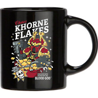 Chaos Khorne Flakes Cereal Warrior Blood God Lord Coffee Mug Tea Cup