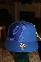 Atlanta Braves MLB Cooperstown Collection  Flat Bill Fitted Hat/Cap 7 1/4 NWT
