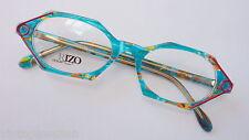 Gormanns Rizo Acetatbrille verrückt, witzig, farbig mit Metalldecor 50-16 Gr. m