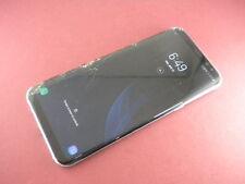 Samsung Galaxy S8+ SM-G955U - 64GB - Midnight Black (AT&T) Smartphone **Issue**