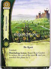 A Game of Thrones 2.0 LCG - 1x Rose Garden  #194 - Base Set - Second Edition