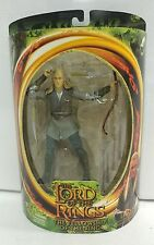 2001 Lord of the Rings LOTR Fellowship Toybiz LEGOLAS Elven Figure Sealed New
