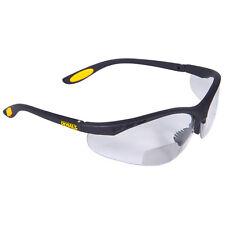 DeWalt  DPG59-120 Reinforcer Rx Safety Glasses, Clear ANSI Z87.1+ (Bifocal 2.0)