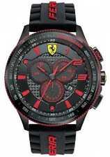 Orologi da polso analogico con tachimetro Ferrari