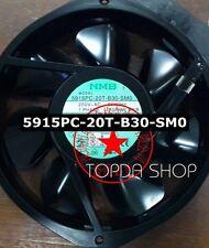 NMB 5915PC-20T-B30-SM0  Equipment fan 200VAC 50/60HZ 42/40W Plastic leave