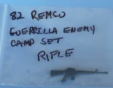1982 REMCO BAD GUYS THE ULTIMTE ENEMY BLUE RIFLE FROM GUERRILLA ENEMY CAMP SET