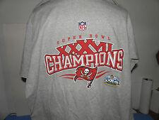 NFL SUPER BOWL XXXVII 37 CHAMPIONS LOGO t-shirt size XL NWOT