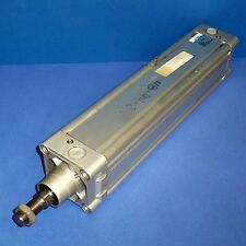 FESTO 80MM BORE 320MM STROKE PNEUMATIC CYLINDER, DNC-80-320-PPV-A, NNB