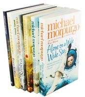 Michael Morpurgo 6 Books (Set-1) Children Collection Paperback New Set
