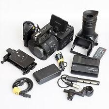 SONY Camcorder NEX-FS 700 R mit viel Zubehör