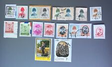 THAILAND USED MIXED POSTAGE STAMPS X 18