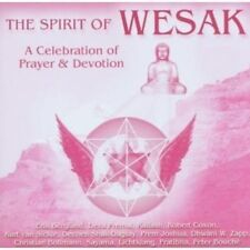 THE SPIRIT OF WESAK - A CELEBRATION OF PRAYER & DEVOTION CD