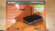 D-link DIR-300 wireless G Router