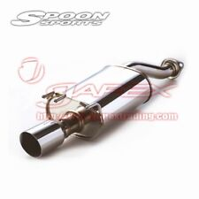 SPOON Tail Silencer Street Muffler for CIVIC TYPE R FD2 K20A 18030-FD2-000