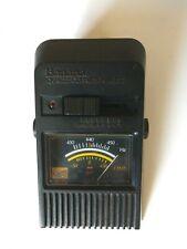 Banana Guitar Quatz Turner Bt-2 battery operated amp meter tester vintage 1970's