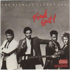 Find Out! - The Stanley Clarke Band ( Epic ‎– EK 40040 )