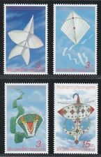 447 Thailand Stamp 2004 Inter. Letter Writing Week Sheet (Thai Kite)- Mnh