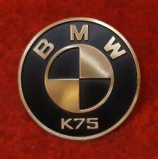 BMW K75 coppia di stemmi ø70mm in ottone