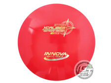 New Innova Star Xcaliber 175g Red Gold Holo Foil Distance Driver Golf Disc