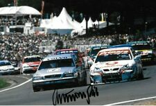 Anthony Reid SIGNED  Nissan Primera GT  , BTCC Brands Hatch  1998