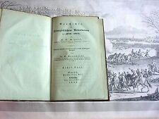 2783) histoire de la révolution française-Mignet - 1835 -