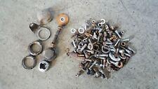 Piaggio Zip 50 - Fixings JOBLOT - Nut Bolt Screw Washer Spacer - Panel Frame ETC