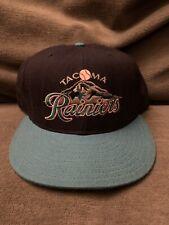 Tacoma Rainiers Vintage Hat New Era Size 7 3/8