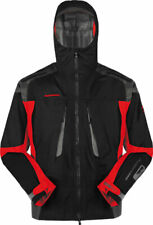 MAMMUT LIMITED JACKET (NIRVANA) GORE-TEX SOFTSHELL WINDSTOPPER MENS LARGE €600RP