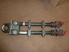 M998 HMMWV LATE STYLE IBIS TEK TOW BAR M1151 M1114 1097A2 1113 MILITARY VEHICLE