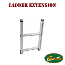 G Camp Ladder Extension Roof Top Tent Trailer 4wd 4x4 Camping Car Rack