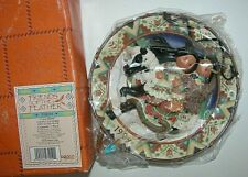 New Friends of the Feather Enesco Love Reins 1999 Couple on Horse Dated Plate