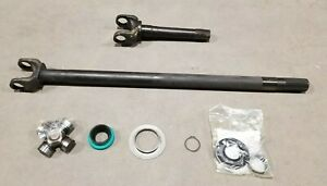 EV45 DANA; 30 Spline Front Axle Kit (30, 44) 1987+ Jeep; BRAND NEW IN BOX