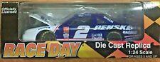 1997 Race Day #2 Rusty Wallace Penske Racing 1:24 NEW