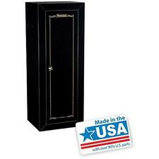 Sentinel Security 18 Gun Cabinet Safe Rifle Shotgun Firearms Storage Locker NEW