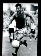 Just Fontaine Frankreich WM 1958 Foto Original Signiert +A 128760