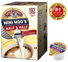 Land O Lakes Mini Moos 192-Count Coffee Creamer Tea Hot Chocolate Real Cream