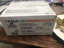 Halo RA5606930WH Retrofit Adjustable Cool White LED Recessed Trim - White