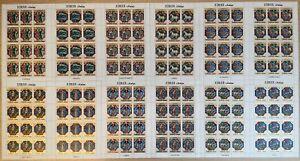 E838. Ajman - MNH - Art - Paintings - Astrology - Full Sheet - Wholesale